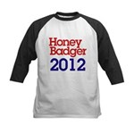 Honey Badger 2012 Kids Baseball Jersey