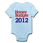 Honey Badger 2012 Infant Bodysuit