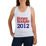 Honey Badger 2012 Women's Tank Top