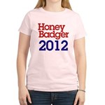 Honey Badger 2012 Women's Light T-Shirt