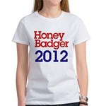 Honey Badger 2012 Women's T-Shirt