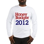Honey Badger 2012 Long Sleeve T-Shirt