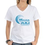 Moonchild Women's V-Neck T-Shirt