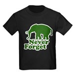 Never forget Kids Dark T-Shirt