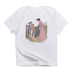 1900's Mother at the Gate Infant T-Shirt