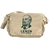 Lenin Is My Homeboy Messenger Bag