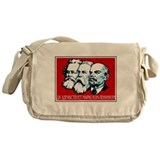 Marx, Engels, Lenin Messenger Bag