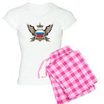 Russia Emblem Women's Light Pajamas