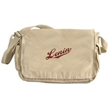 Retro Lenin Messenger Bag