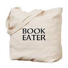 Book Eater Tote Bag
