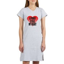 Pinoy Stole My Heart Women's Nightshirt