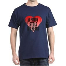 Pinoy Stole My Heart T-Shirt