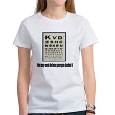 Eye Check-Up Tee