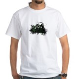 GrnHouse Ent. Official White T-shirt