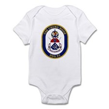 USS Chung-Hoon DDG 93 Infant Creeper