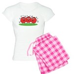 Singing Tomatoes Women's Light Pajamas