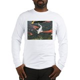 Unique Fish art Long Sleeve T-Shirt