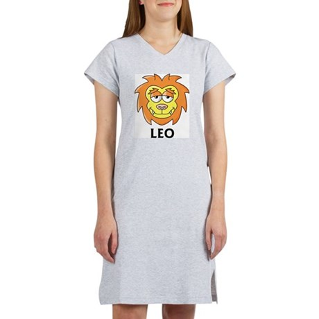 Leo Women's Nightshirt