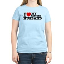 I love my Tattooed Husband T-Shirt