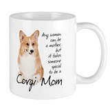 Pembroke Corgi Mom Small Mug