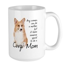 Pembroke Corgi Mom Coffee Mug