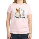 Pembroke Corgi Mom  T-Shirt