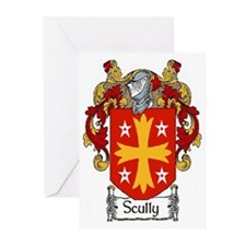 Scully Coat of Arms Cards (Pk of 10)