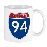 Interstate 94 Mug