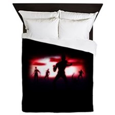 Zombies Queen Duvet