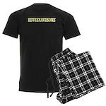 Keweenawesome! Men's Dark Pajamas
