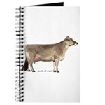 Brown Swiss Dairy Cow Journal