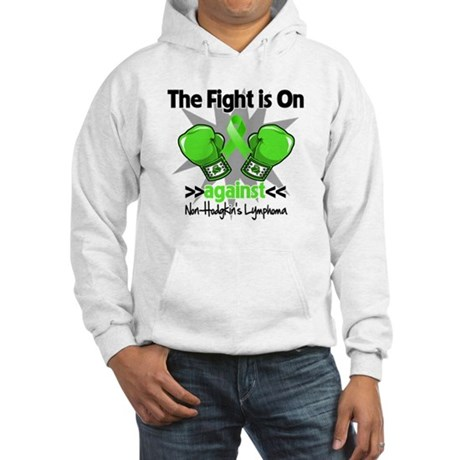 Fight Non-Hodgkins Lymphoma Hooded Sweatshirt