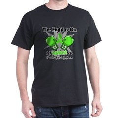 Fight Non-Hodgkins Lymphoma Dark T-Shirt