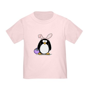 Easter penguin Toddler T-Shirt