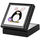 Easter penguin Keepsake Box