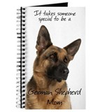 German shepherd Journals