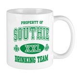 Southie Irish Drinking Team Mug