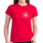 2-Sided Working Dogs Women's Dark T-Shirt