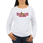 USCG Working Dogs Women's Long Sleeve T-Shirt