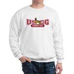 USCG Working Dogs Sweatshirt