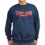 USCG Working Dogs Sweatshirt (dark)