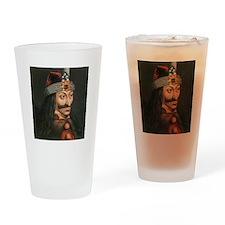 Vlad Dracula Drinking Glass