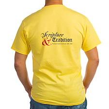 Tradition & Scripture T