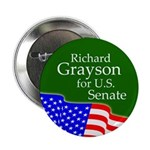 Richard Grayson for Senate campaign button