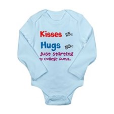 Makhan's Long Sleeve Infant Bodysuit