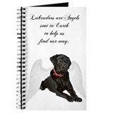 Black Lab Angel Journal