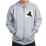SHE's Labradorable Zip Hoody