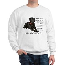 Black Lab Dad Jumper