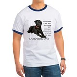 Black Lab Dad T
