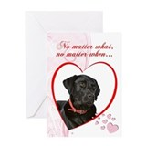 Black Lab &amp;quot;Just Whistle&amp;quot; Valentine